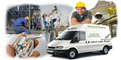 Great Sankey electricians